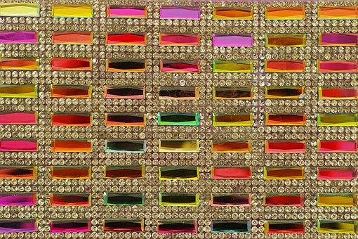 Model, Wallpaper, Texture, Art, Summary, Light, Color