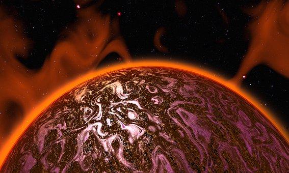 Space, Planet, Alien, Universe, Cosmos, Atmosphere