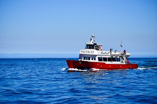 Hout Bay, South Africa, Boat Sea, Water, Travel, Sky