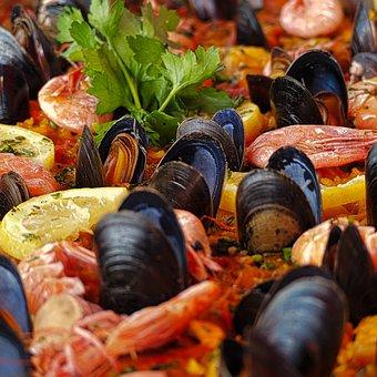 Shellfish, Seafood, Crustacean, Food, Market, Lobster