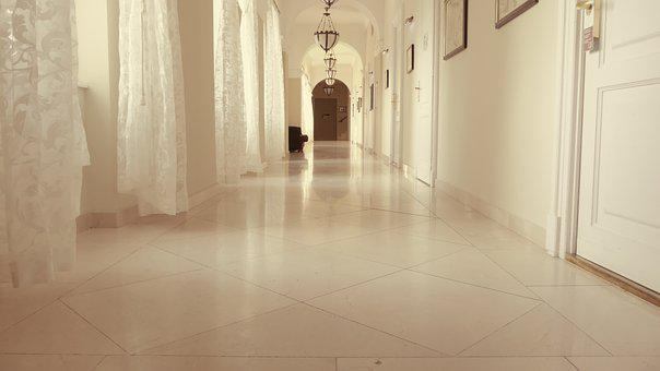 Indoor, Architecture, Within, Nobody, Wall, Hallway