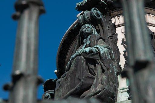 Sculpture, Statue, Travel, Monument, Art, Outdoors