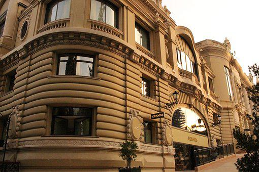 Architecture, Travel, City, Building, Outdoors, Monaco