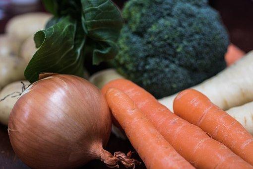 Vegetable, Root, Food, Healthy, Pasture, Root Vegetable