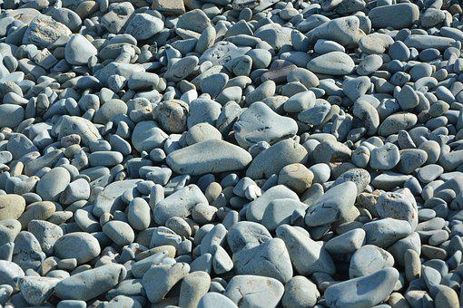 Pebble, Pebble Grey, Pebbles, Seaside