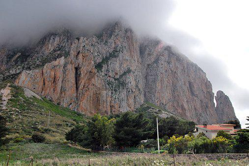 Sicily, Pohorie