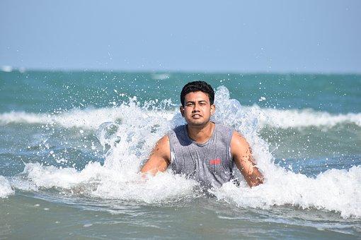 Surf, Surfboarding, Water, Fun, Sea
