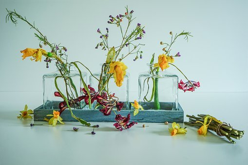 Still Life, Symbol Of Impermanence, The End