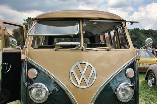 Auto, Vehicle, Transport System, Classic, Bus, Wheel