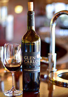 South Africa, Glen Carlou, Wine, Drink, Alcohol, Bottle