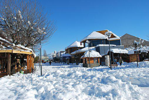 Snow, Winter, Cold, Pokey