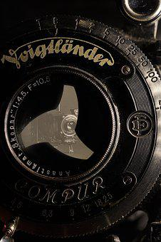 Old, Antique, 1930, Camera, Memories, Vintage