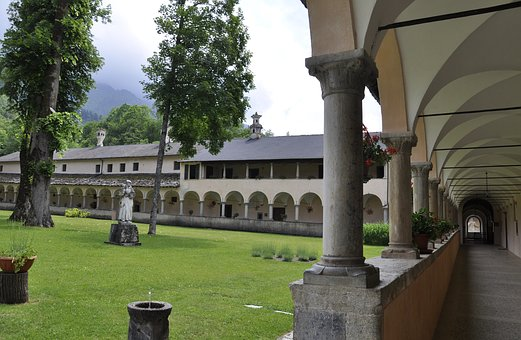 Architecture, Travel, Old, Building, Monastery