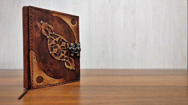 Wallpaper, Book, Notebook, Agenda, Ancient, Turkey