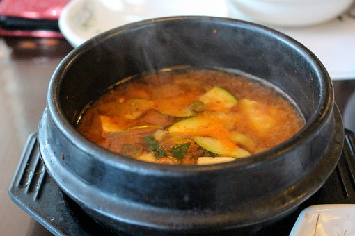 Miso Soup, Korean, Food, Soup, Bowl, Health, Asian