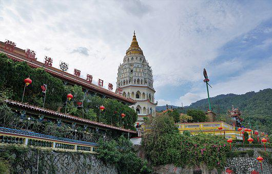 Architecture, Travel, Old, Building, Sky, City, Tourism