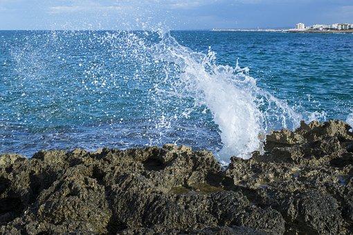 Sea, Waters, Costa, Ocean, Nature, Onda, Water