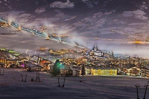 Salzburg, Pinzgau, Zell Am See, Kaprun, Glacier World