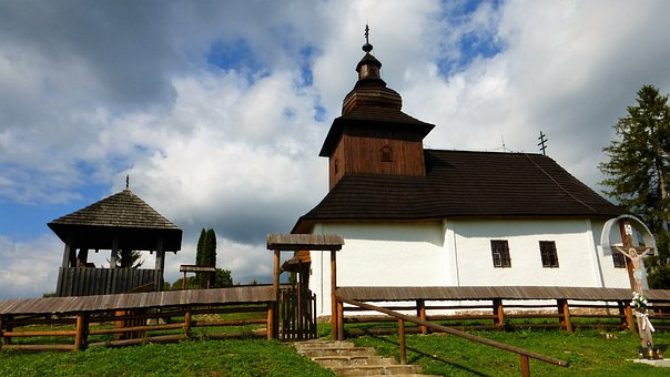Architecture, Hungary, Church, Wood, No Person, Outdoor