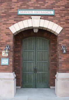 Door, Building, The Entrance, Doorway, Home, Journey