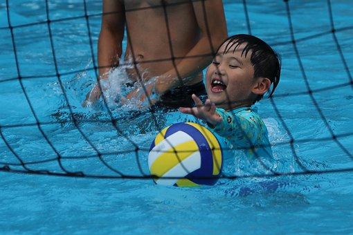 Waters, Leisure, Pleasure, Pastime, Sea, Swim, Pool
