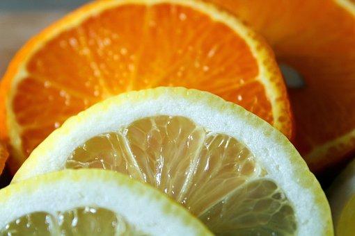 Citrus, Food, Fruit, Juice, Lemon, Freshness, Tropical