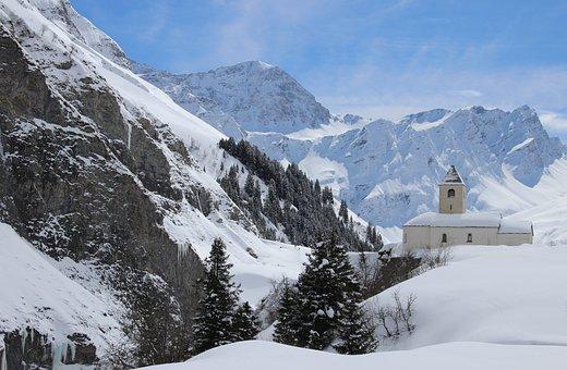 Snow, Winter, Mountain, Cold, Mountain Summit, Snowy