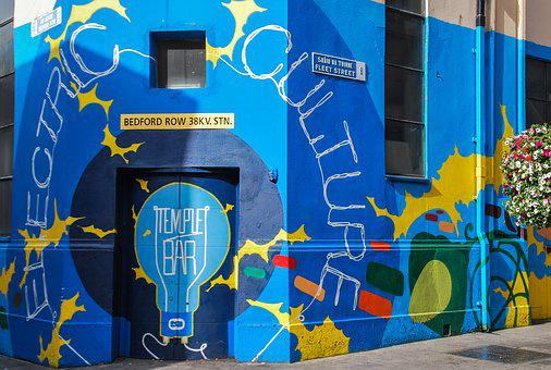 Street, Creativity, Illustration, Mural, Drawing
