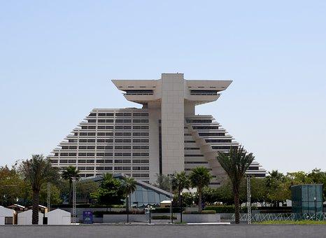 Architecture, Outdoors, City, Doha, Qatar