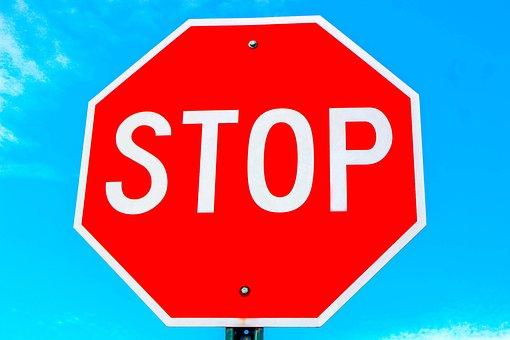Traffic, Warning, Sign, Road, Safety