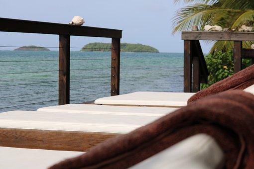 Body Of Water, Sea, Ocean, Beach, Ease, Martinique