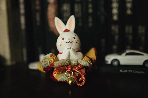 Rabbit, Small Objects, Still Life, Crafts, Manual