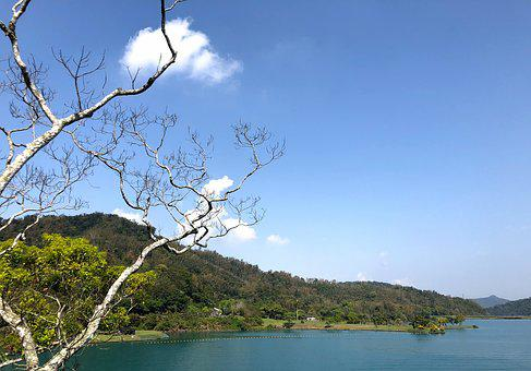 Nature, Landscape View, Sky, Trees, Waters, A Surname