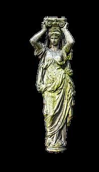 Statue, Sculpture, Ancient, Monument, Stone, Antique