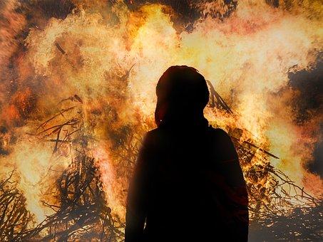 Easter Fire, Easter, Fire, Flame, Blaze, Burn, Customs