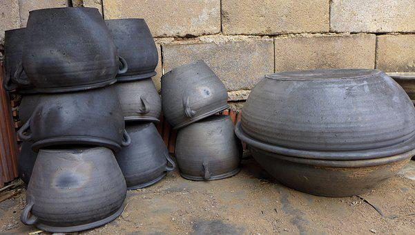 Black-pottery, Folk Handicraft, Handicraft