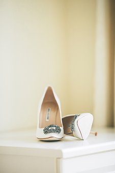 Indoors, Shoes, Wedding Shoes