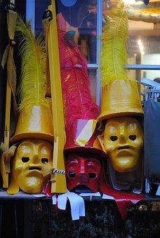 Basler Fasnacht, Mask Depot