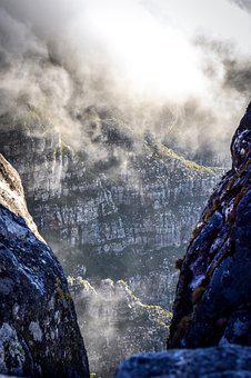 South Africa, Table Mountain, Nature, Outdoors, Water