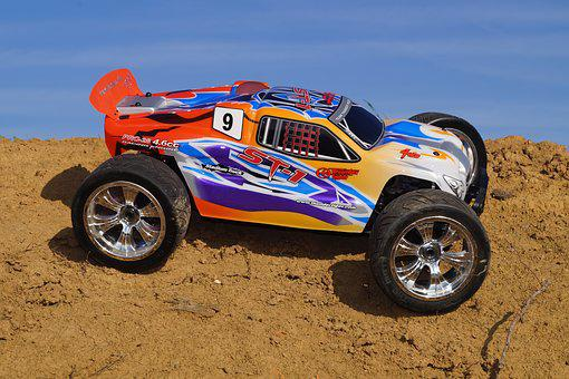 Auto, Race, Vehicle, Model, Rc Model