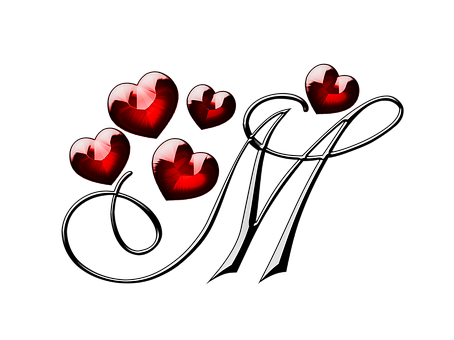 St Valentine's Day, 14 February, March 8, Red Heart