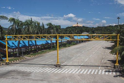 Transportation System, Road, Industry, Horizontal Plane