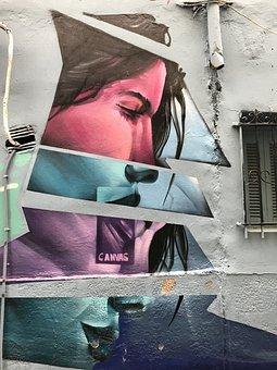 Graffitti, Street Art, Urban Art
