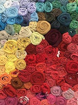 Texture, Pattern, Background, Textile, Textiles, Bright