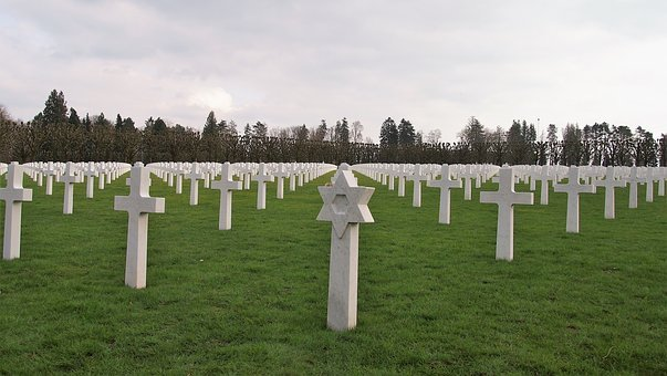 Cemetery, Grave, Tombstone, Cross, Memorial