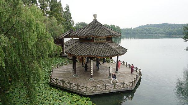 Gossip, Waters, Wood, Lake, Tourism