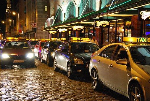 Automobile, Transport, Vehicle, Traffic, Road, City