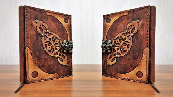 Wallpaper, Book, Notebook, Agenda, Skin, Ancient, Album