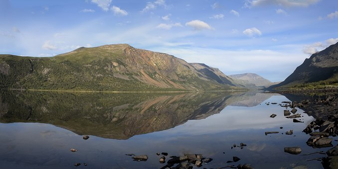 Nature, Water, Landscape, No One, Panoramic, Lake