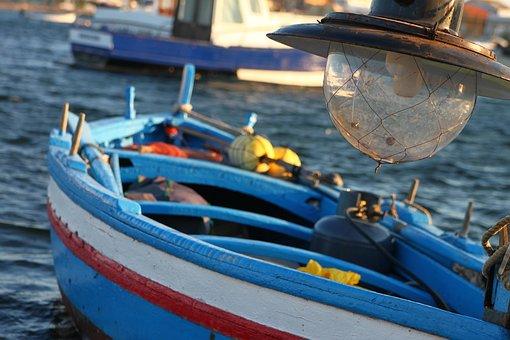 Boat, Transport, Waters, Vessel, Ship, Marzamemi